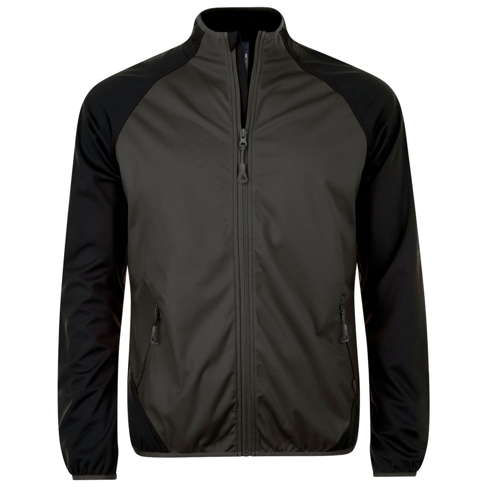цена на Куртка софтшелл мужская ROLLINGS MEN темно-серый/черный, размер L
