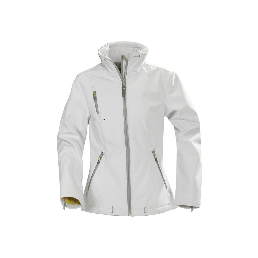 Куртка софтшелл женская SAVANNAH, белая, размер S куртка софтшелл мужская snyder белая размер s