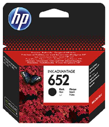 Фото - Картридж HP 652 F6V25AE картридж hp c9352a