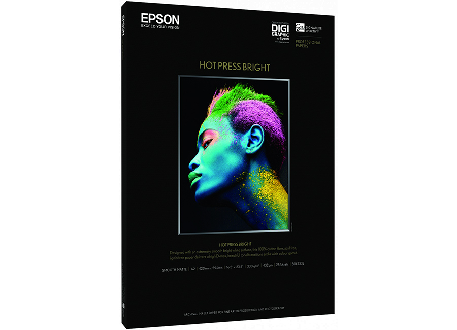 Фото - Epson Art Paper Hot Press Bright A3+, 330 г/м2, 25 листов (C13S042330) матрешка кукла art east кошечка 5 шт