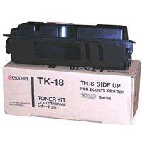 Фото - Тонер-картридж Kyocera TK-18 тонер картридж kyocera tk 140 1t02h50euc black