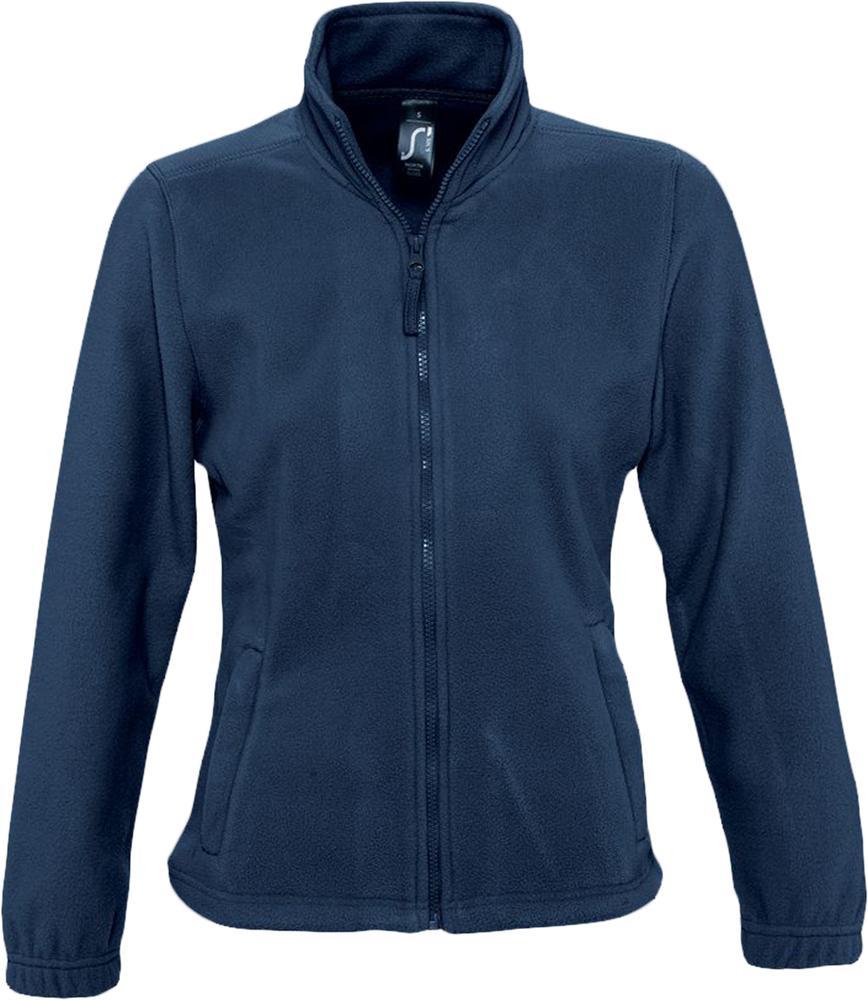 Куртка женская North Women, темно-синяя, размер L куртка женская north women коричневая размер l