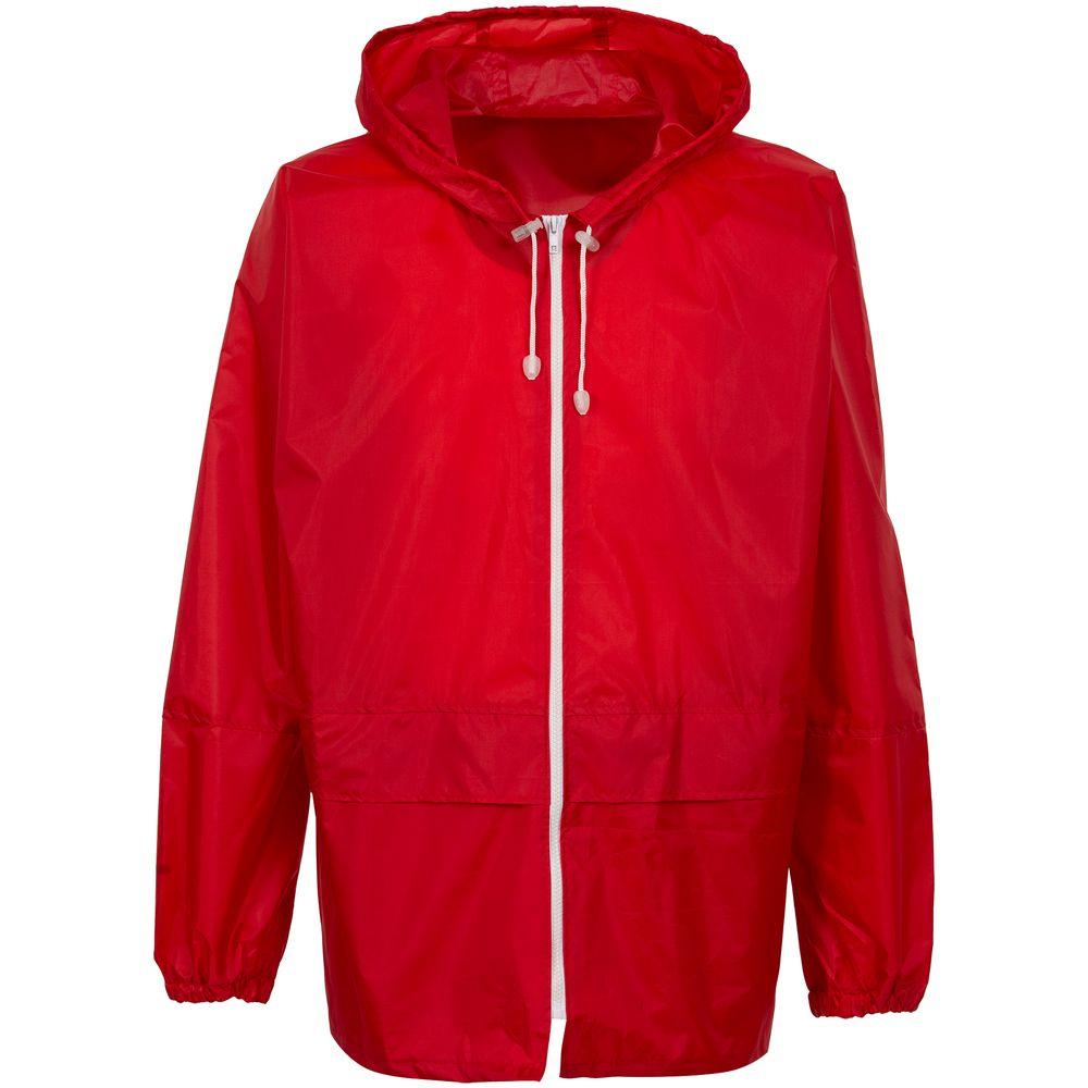 Дождевик Kivach Promo, красный, размер S