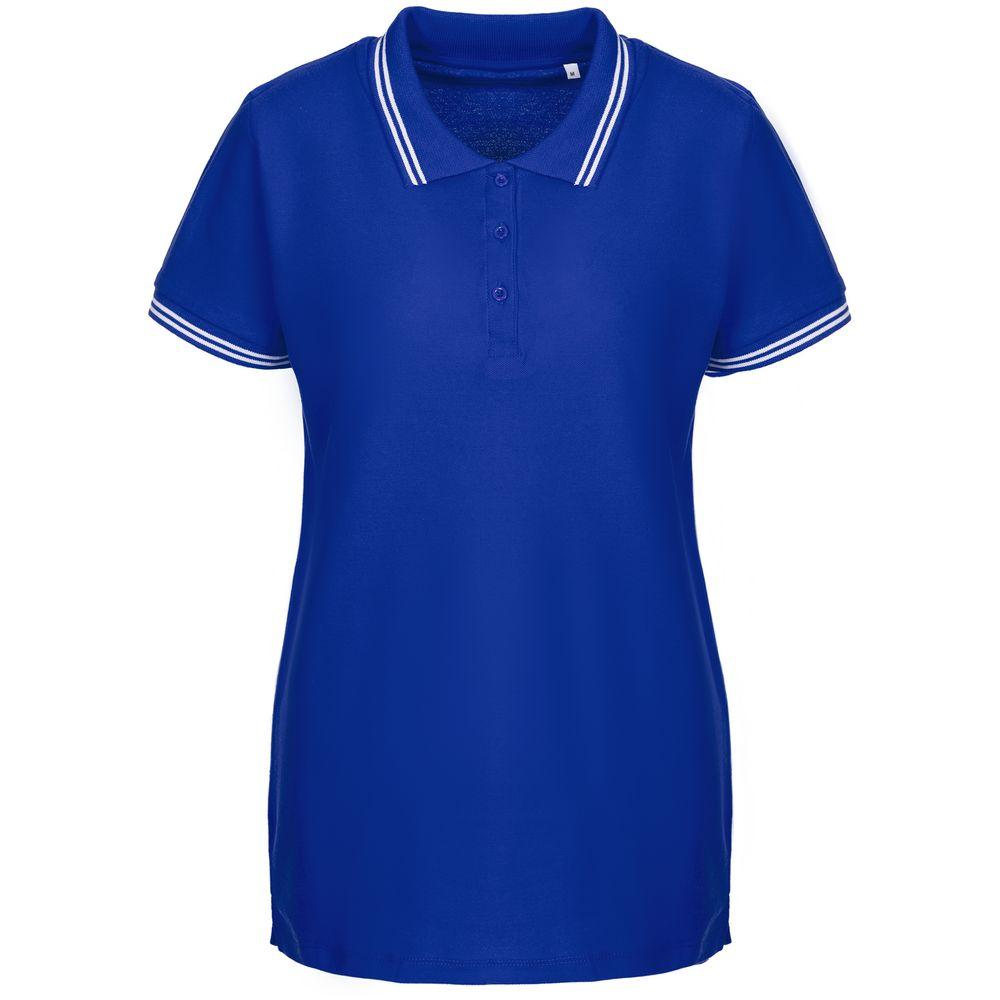 Фото - Рубашка поло женская Virma Stripes Lady, ярко-синяя, размер XL бейсболка six panel classic 3 stripes темно синяя размер 60