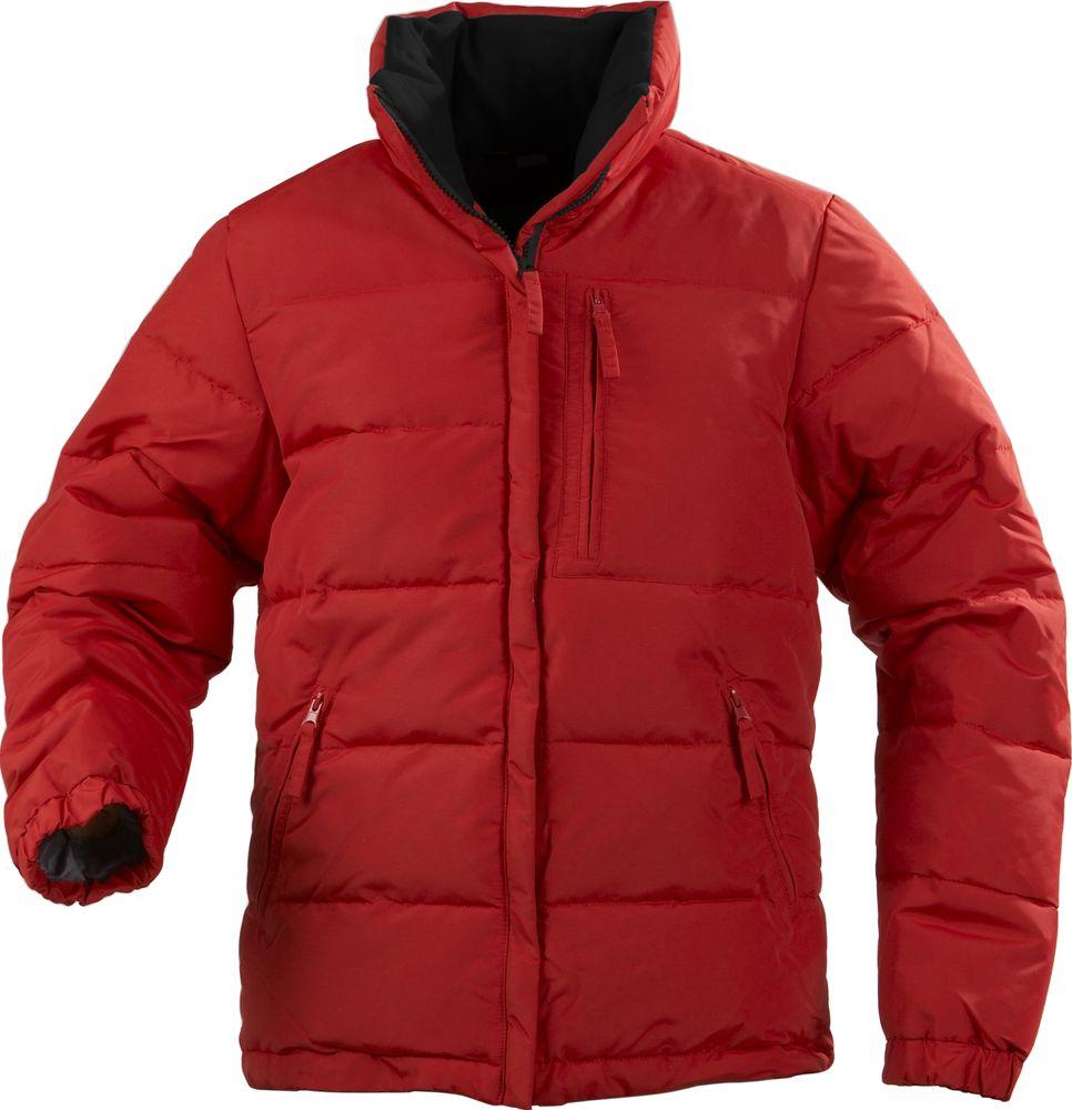 Куртка женская FREERIDE, красная, размер XL цена 2017