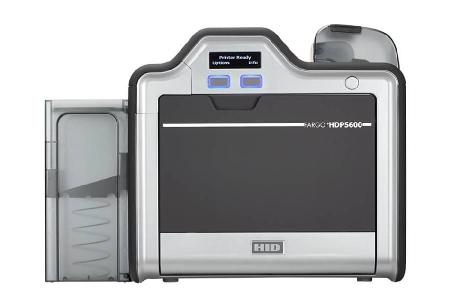Принтер для пластиковых карт Fargo HDP5600 SS (300 DPI) +MAG фото