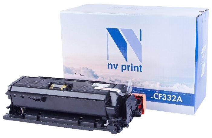 Фото - Картридж NV Print NV-CF332A картридж nv print q1338a