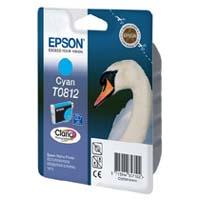 Фото - Картридж с голубыми чернилами повышенной емкости Epson T0812 (C13T11124A10) картридж xerox 106r01523 для ph 6700 n повышенной емкости голубой