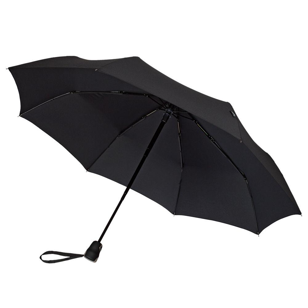 Складной зонт Gran Turismo, черный игрушка motormax maserati gran turismo 73361