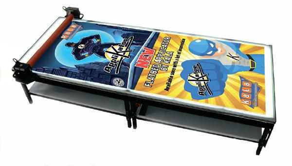 Фото - Kala Applikator APP 2000 углошлифовальная машина stanley stgl2023 ru 230 мм 2000 вт