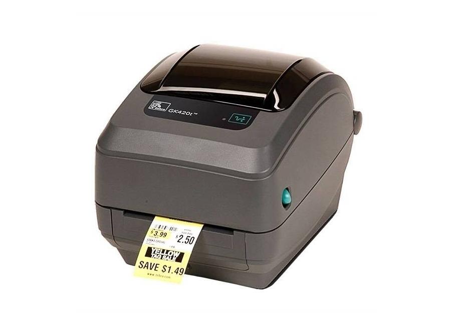GK420d (GK42-202220-000) принтер zebra gk420d