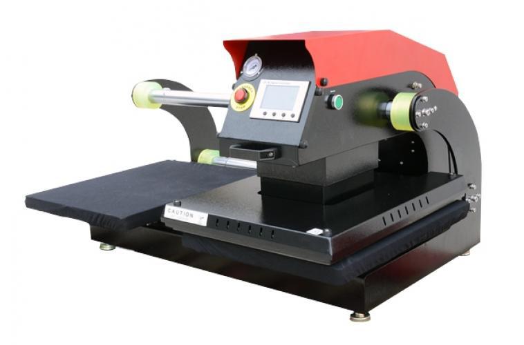 Плоский термопресс Transfer Kit APDS-20 40х50, пневматический фото