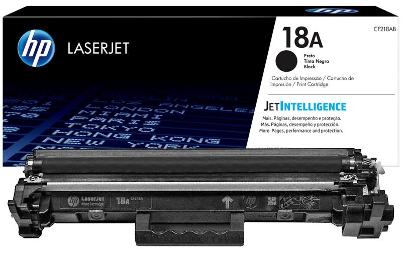 Тонер-картридж HP CF218A (№18A) цена