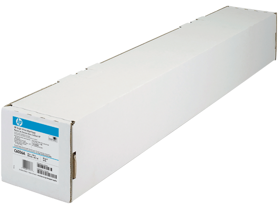 HP Bright White Inkjet Paper C6036A hp bright white inkjet paper q1445a