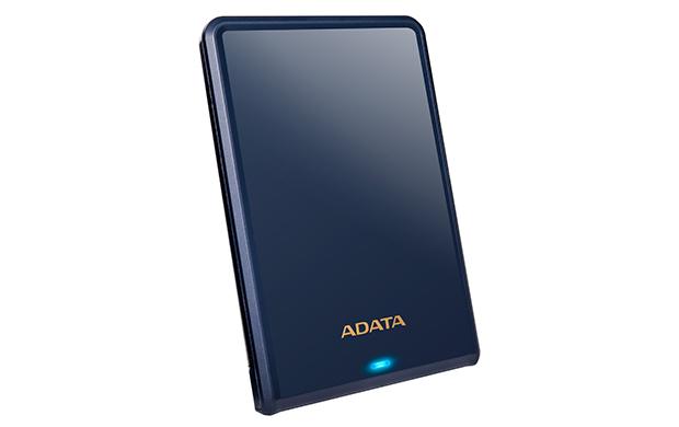Внешний жесткий диск HV620S 1 ТБ (AHV620S-1TU3-CBL), Slim, темно-синий внешний жесткий диск a data hd720 1tb синий ahd720 1tu3 cbl