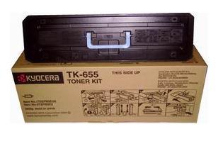 Фото - Тонер-картридж Kyocera TK-655 тонер картридж kyocera tk 675