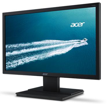 21.5 Acer V226HQLb black (UM.WV6EE.002) монитор acer 24 k242hlbid led black um fx3ee 002