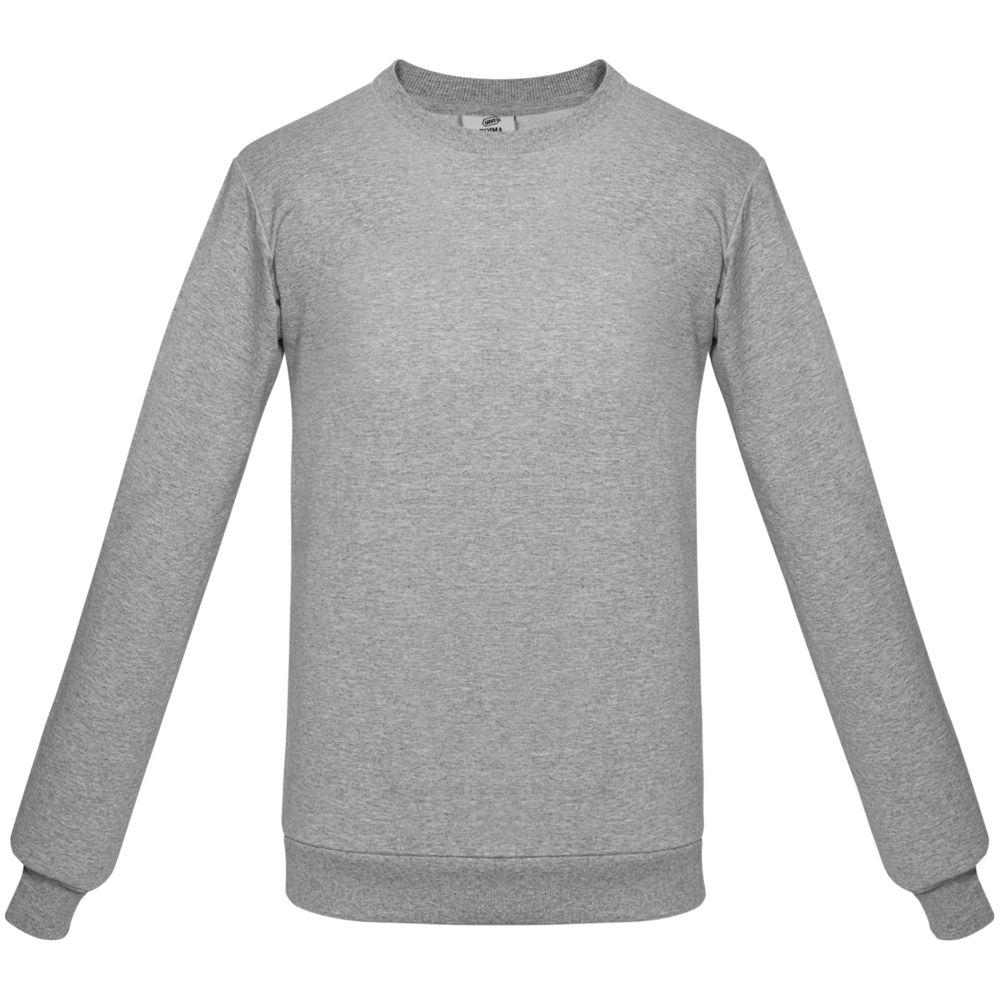 цена Толстовка Unit Toima серый меланж, размер 4XL онлайн в 2017 году