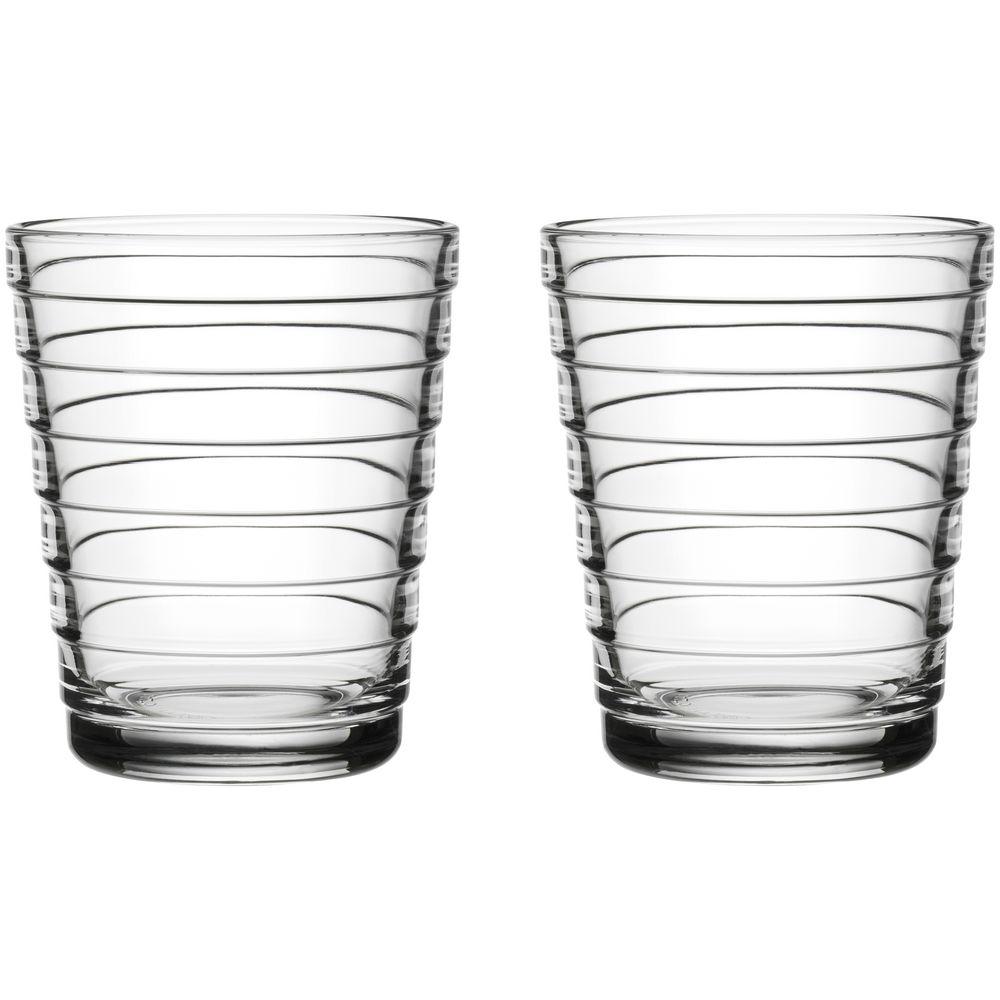 Фото - Набор малых стаканов Aino Aalto, прозрачный regalissimi набор из 2 х металлизированых бантов цветков малых