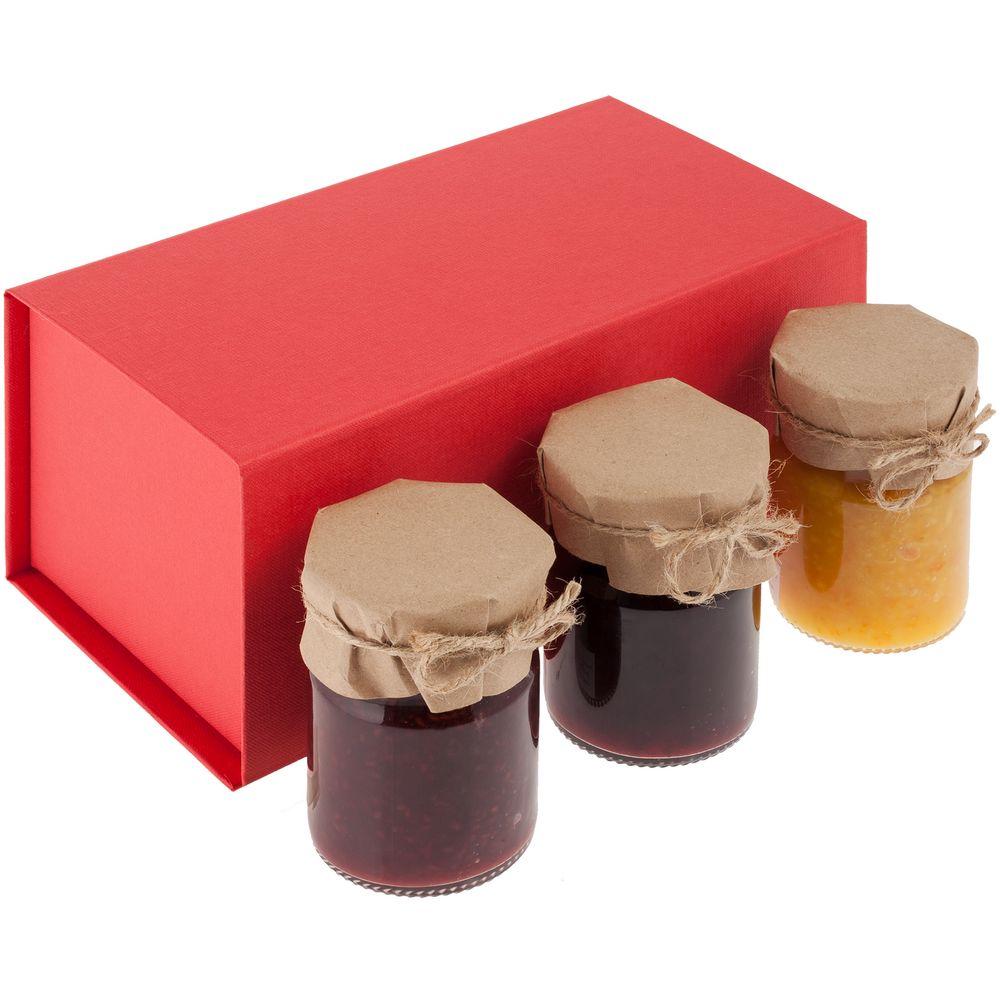 Фото - Набор Jam Jar, красный fashion gas jar shaped zinc alloy