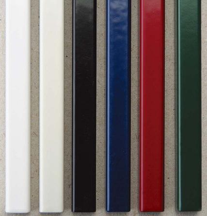 Фото - Металлические каналы O.Simple Channel 304 мм 16 мм, черные цветные каналы с покрытием ткань o channel а4 304 мм 16 мм черные