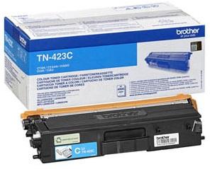 Тонер-картридж TN-423C тонер картридж tn 511