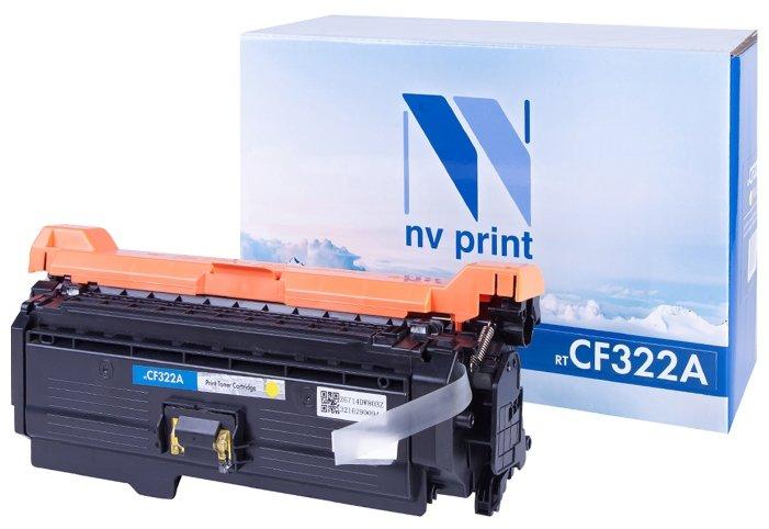 Фото - Картридж NV Print NV-CF322A картридж nv print q1338a