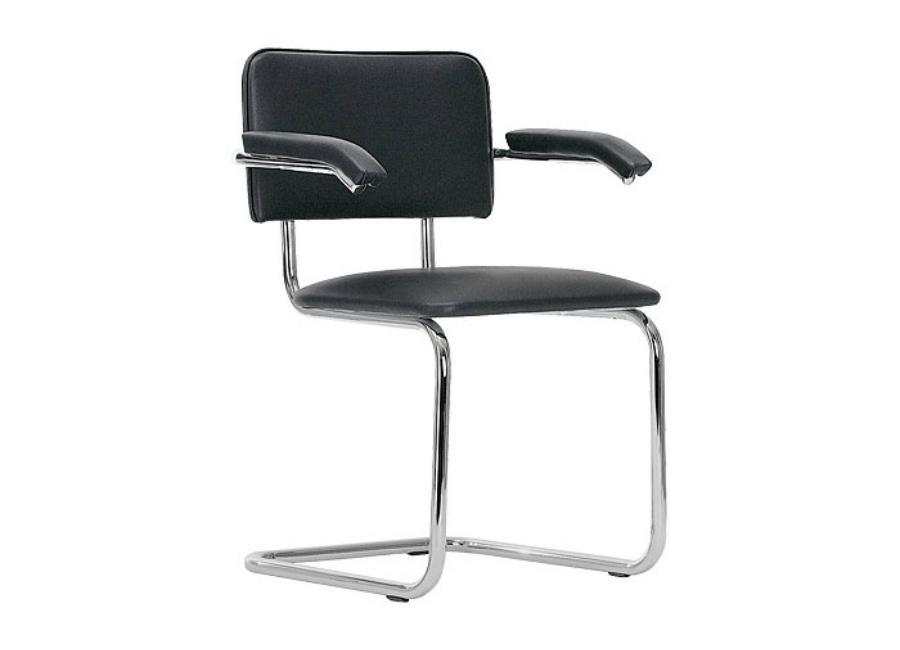 Стул для посетителя Sylwia Chrome Arm / V4 стул для офиса nowystyl sylwia ru box 4