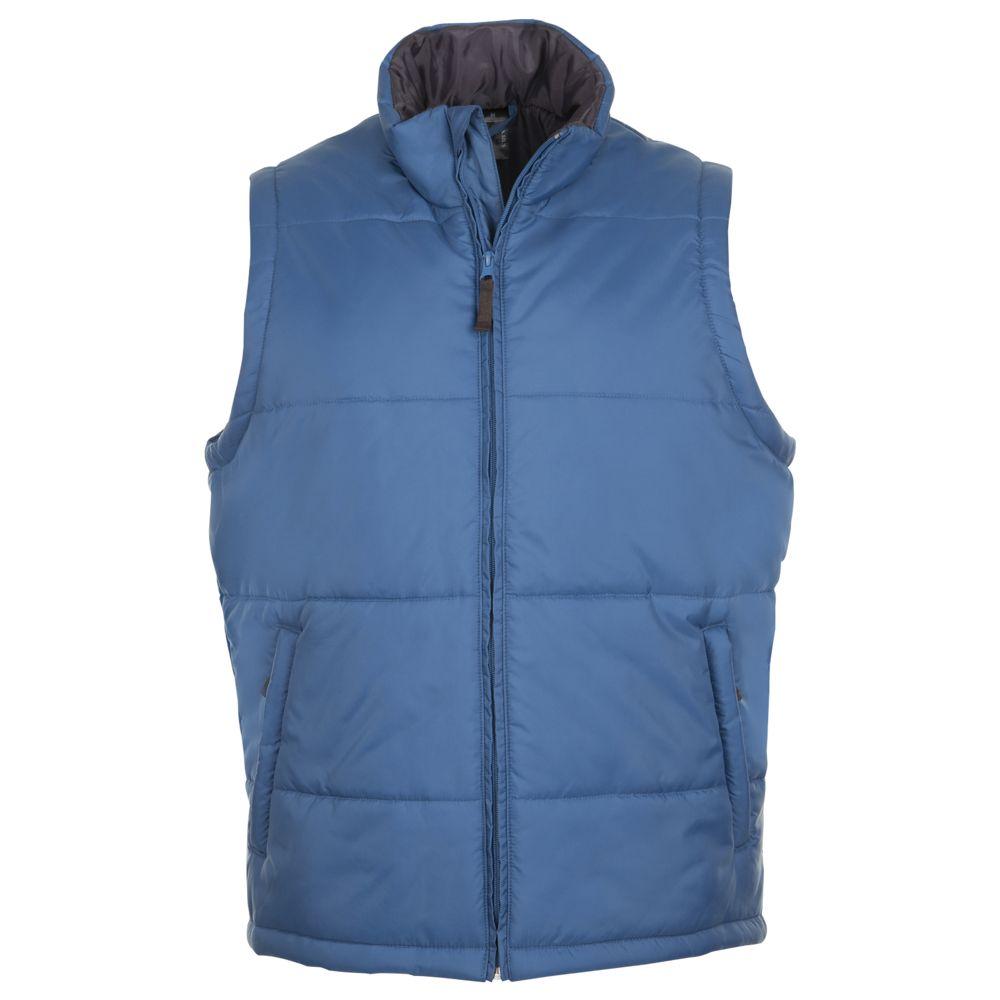 Жилет WARM, синий, размер XL цена 2017