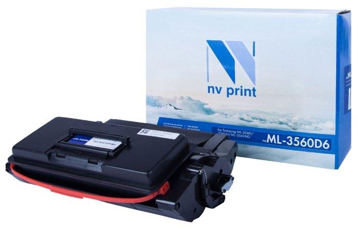 Фото - Картридж NV Print ML-3560D6 картридж nv print ml 1710 univ