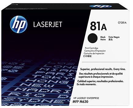 Тонер-картридж HP CF281A картридж sakura cf281a