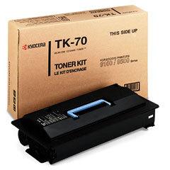 Фото - Тонер-картридж Kyocera TK-70 тонер картридж kyocera tk 50h