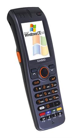 Терминал сбора данных Casio DT-X100-10E фото