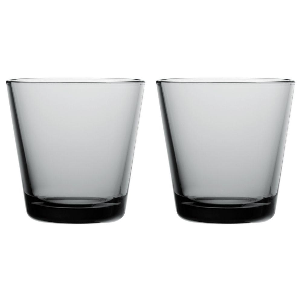 Фото - Набор малых стаканов Kartio, серый regalissimi набор из 2 х металлизированых бантов цветков малых