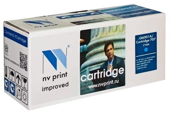 Фото - Картридж NV Print Q6001A/707PR картридж nv print q6002a 707pr