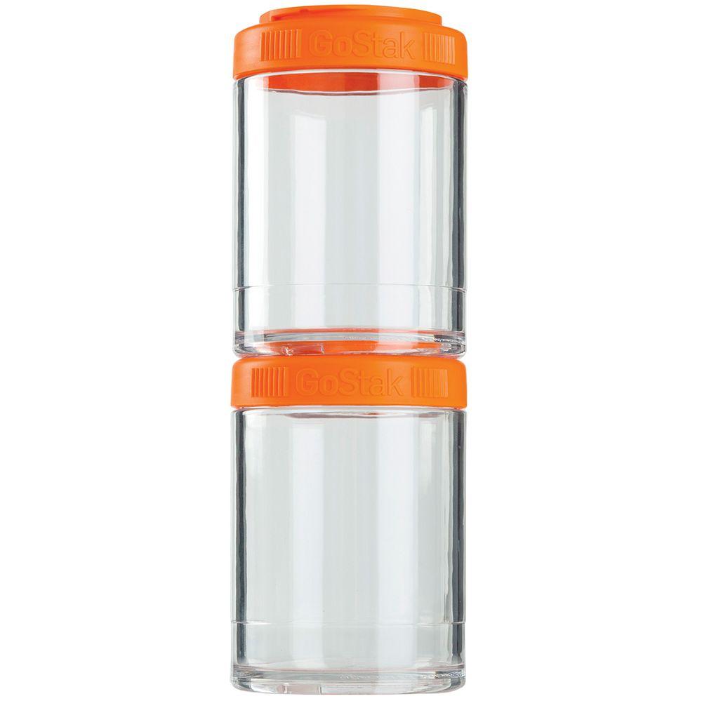 Набор контейнеров GoStak, оранжевый