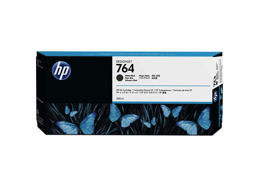 Фото - HP 764 DesignJet Matte Black 300 мл (C1Q16A) встраиваемая микроволновая печь hotpoint ariston md 764 ds ha