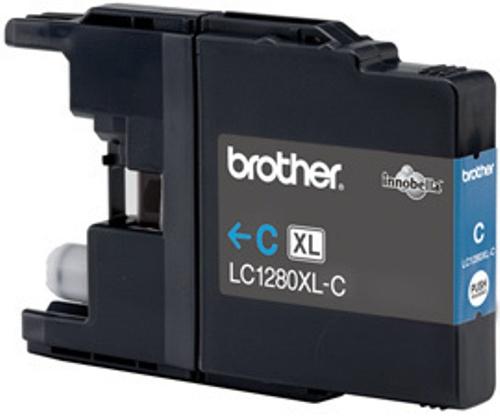 Фото - Картридж Brother LC1280XLC картридж brother lc3617y