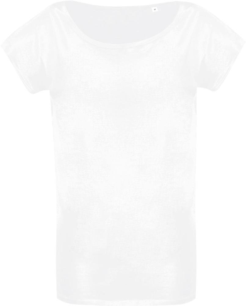 Фото - Футболка женская MARYLIN 110 белая, размер S футболка женская ван пиг белый размер s