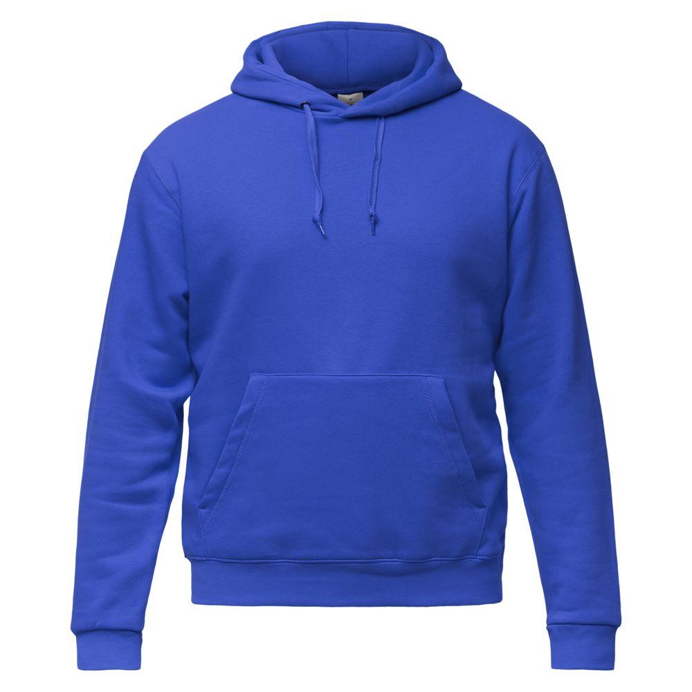 Толстовка Hooded ярко-синяя, размер XXL