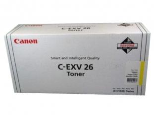 Фото - Тонер Canon C-EXV 26 Yellow (1657B006) тонер canon c exv17y для irc4080i 4580i желтый 30000 страниц