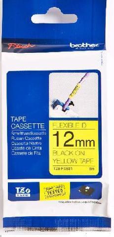 Лента для наклеек эластичная TZE-FX631