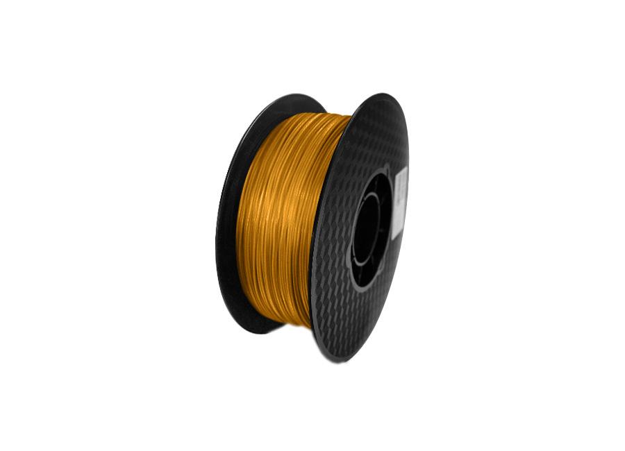 Фото - Катушка PLA-пластика Standard 1.75 мм 1 кг., золотая кофе в зернах julius meinl эспрессо 1 кг