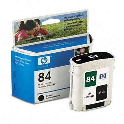 HP Invent 84 Black 69 мл (C5016A)