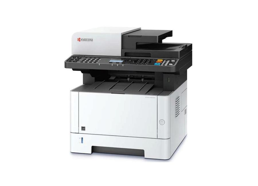 Kyocera Ecosys M2835dw мфу panasonic kx mb2137rub ч б a4 26ppm 2400x600dpi автоподатчик факс ethernet usb бело черный