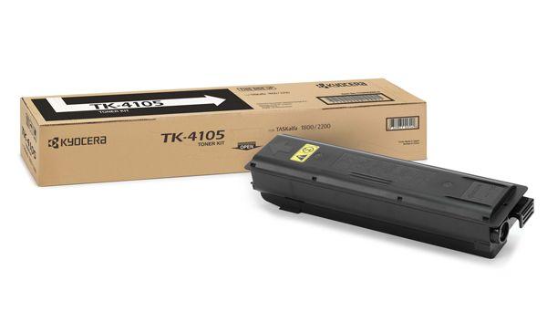 Фото - Тонер-картридж Kyocera TK-4105 тонер картридж kyocera tk 140 1t02h50euc black