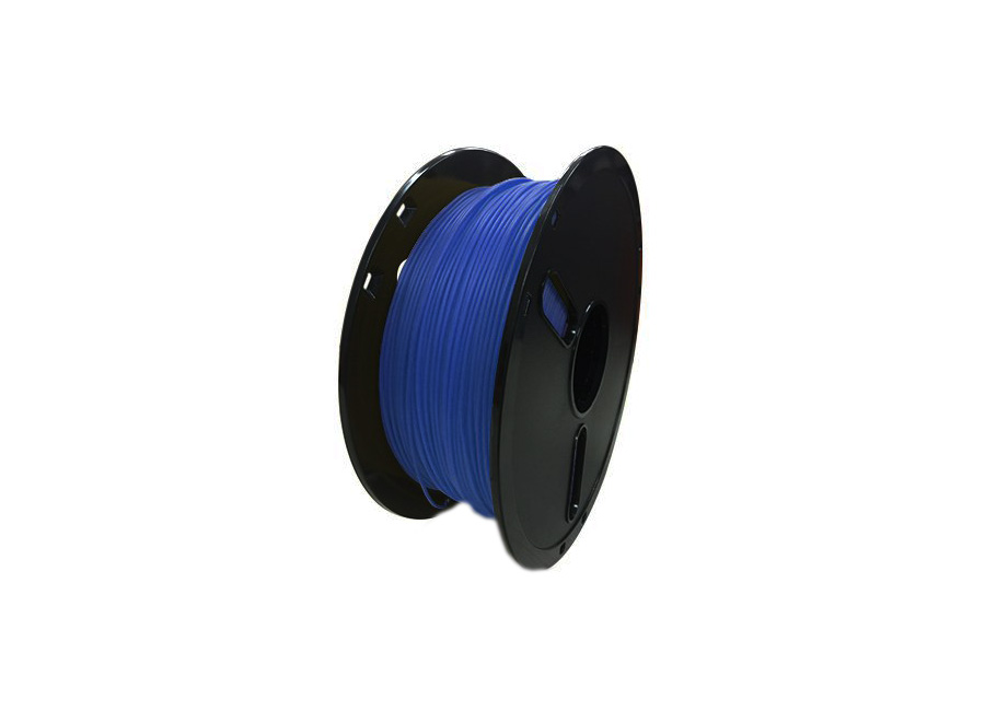 Катушка PLA-пластика Raise3D Premium 1.75 мм 1 кг., синяя катушка pla пластика premium 1 75 мм 1 кг полупрозрачная оранжевая