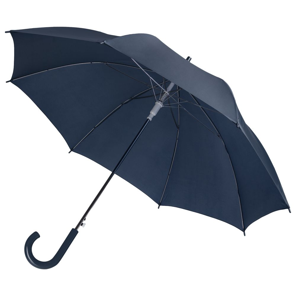 Фото - Зонт-трость Unit Promo, темно-синий зонт трость unit promo желтый