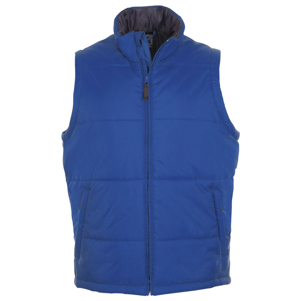 Жилет WARM, ярко-синий, размер M майка morera 35480m purple m синий 44 46 размер