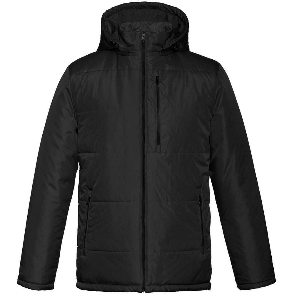 Фото - Куртка Unit Tulun, черная, размер XL куртка unit tulun серая размер xxl